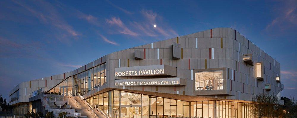 Roberts Pavilion par JFAK