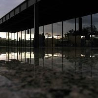 New National Gallery by Mies van der Rohe