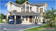 Sloping-roof-villa