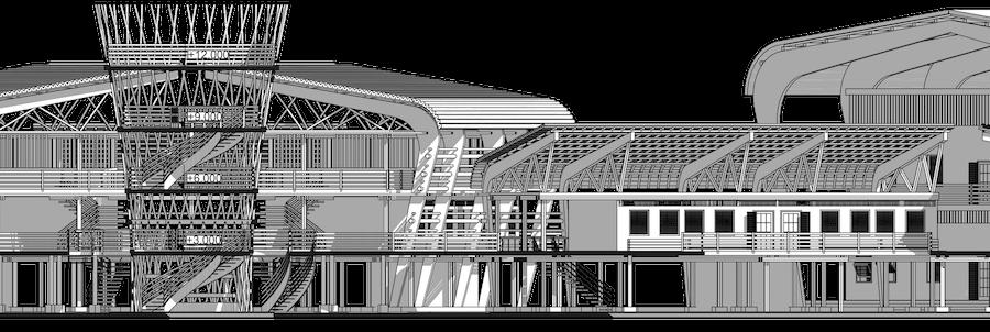 tradition-et-modernite-dans-la-conception-dune-ecole-primaire-et-secondaire-a-ganvie-au-benin-par-miguel-olodo-1