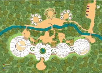 projet-de-fin-detudes-centre-de-mise-en-valeur-de-la-culture-pygmee-en-republique-centrafricaine-15