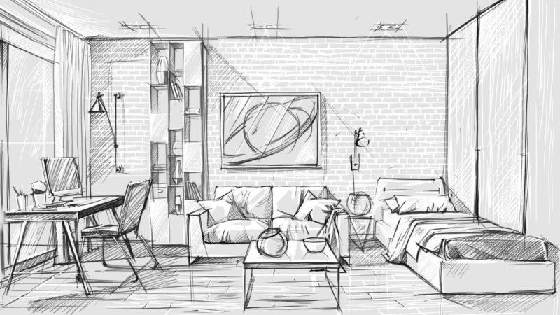 Interior Design Presentation  the Best Tools  ArchiCGI
