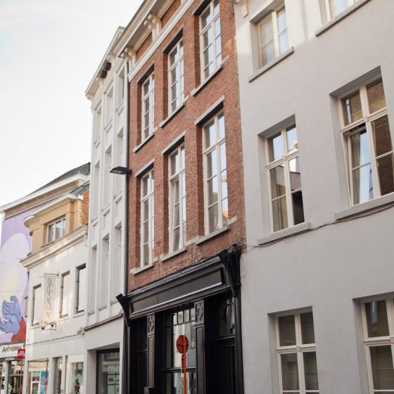 Studentenkamers Mechelen - renovatie