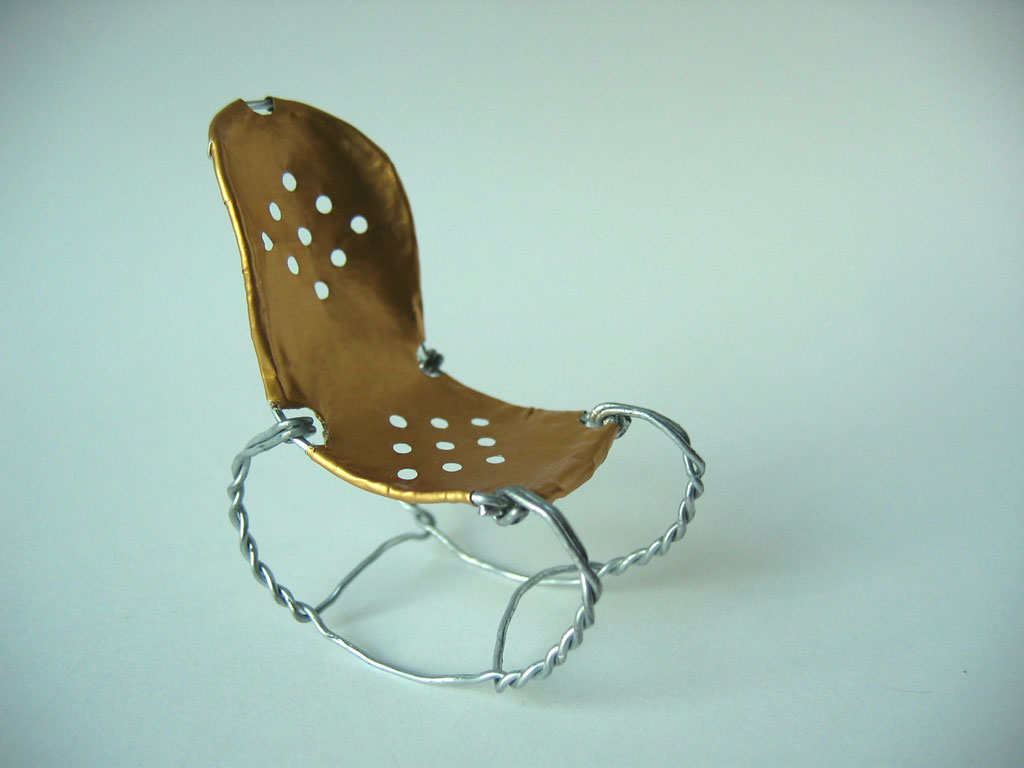 Champagne Chair Archiculture Design Studio Product Design Dwr