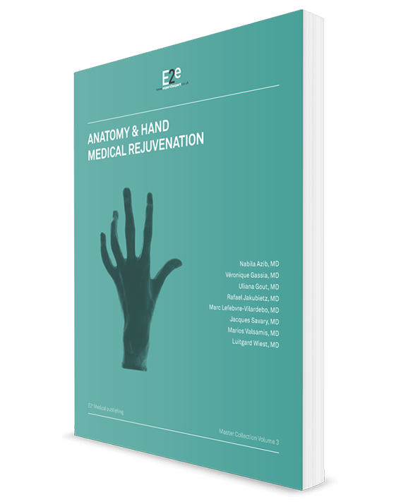 Anatomy & hand medical rejuvenation