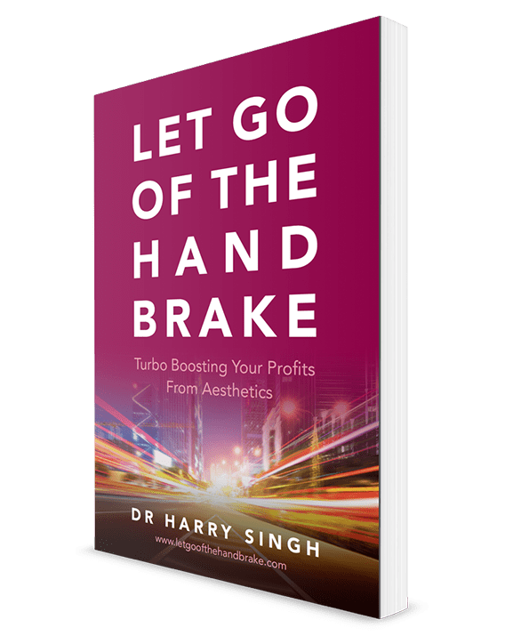 Let Go of the Hand Brake