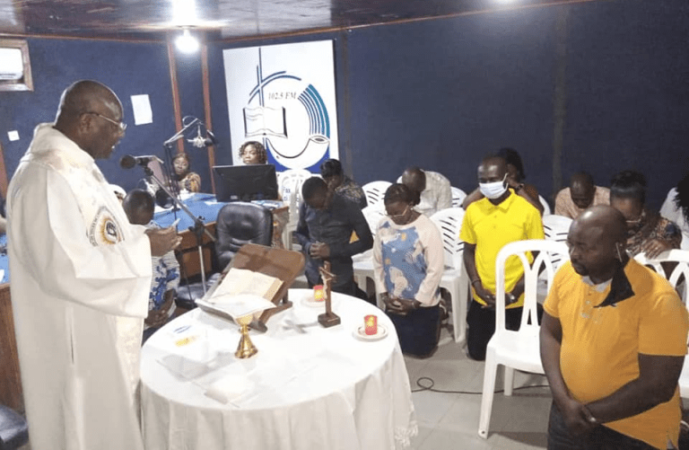 Commémoration du 20ème anniversaire de la Radio Nationale Catholique (RNC)