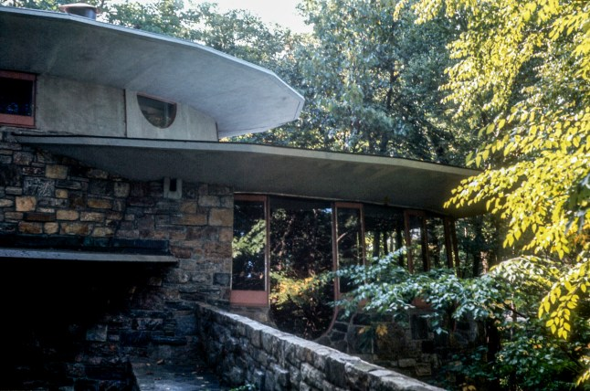 Sol Friedman Residence. Ruth and Rick Meghiddo, 1971. All Rights Reserved.