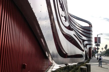Petersen Automotive Museum. Copyright Ruth and Rick Meghiddo, 2015. All Rights Reserved.