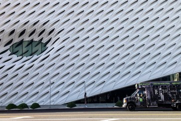 The Broad. Copyright Ruth and Rick Meghiddo, 2015. All Rights Reserved.