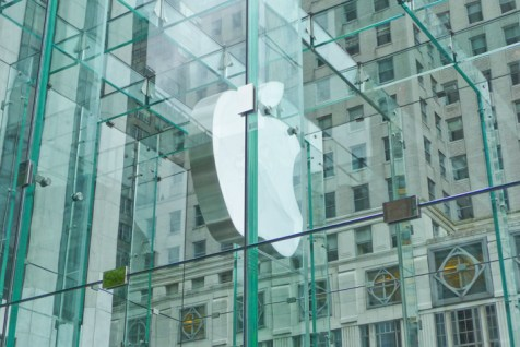 Apple Store on Fifth Avenue. Ruth and Rick Meghiddo, 2010. All Rights Reserved.