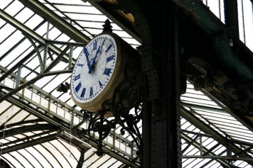 Gare de Lyon.Copyright Ruth and Rick Meghiddo, 2010. All Rights Reserved.