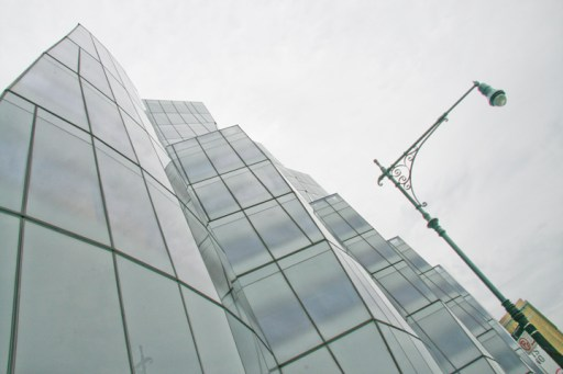 IAC Headquarters Building. Ruth and Rick Meghiddo, 2010. All Rights Reserved.