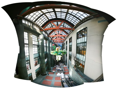 Los Angeles Central Library. Ruth and Rick Meghiddo, 2012. All Rights Reserved.