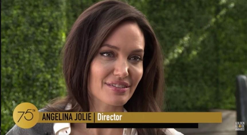 Director Angelina Jolie