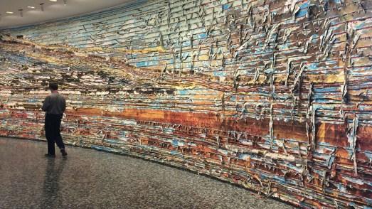 Mark Bradford, Hirschhorn Museum