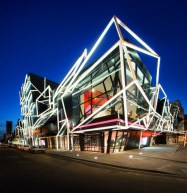 Theater in Melbourne.