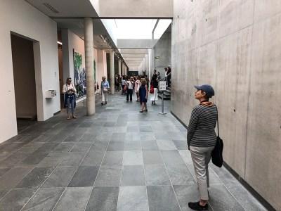 Musée de l'Orangerie. Photo © Rick Meghiddo, 2018. All Rights Reserved.