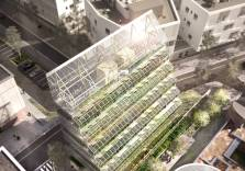 Urban Farming in Paris