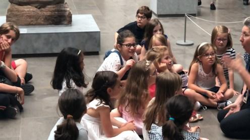 Guimet Museum, Storytelling