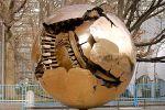 Arnaldo Pomodoro: Sphere within a Sphere