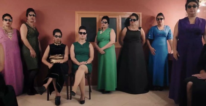 "From ""Looking for Oum Kulthum"" film, 2017"