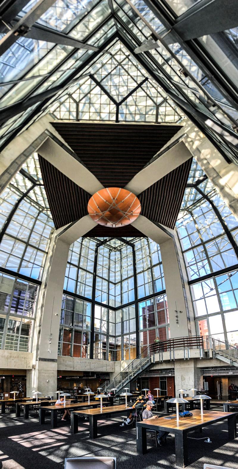 San Diego Public Library - Architect: Rob Quigley