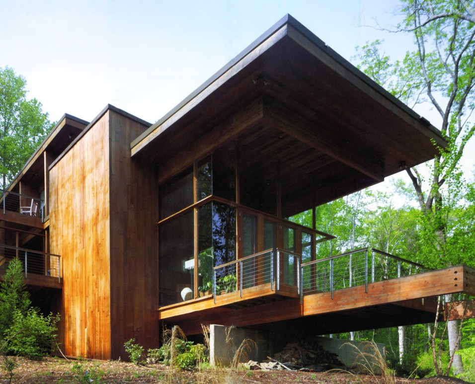 Frankel Residence, North Carolina