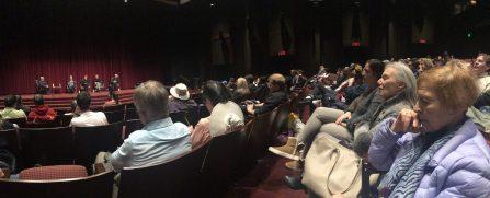 At USC: Screening of The Irishman