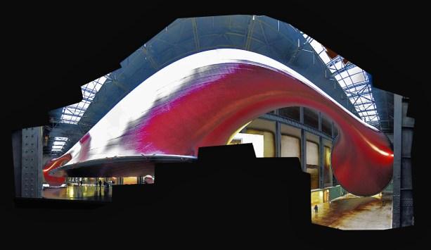"""""""Marsyas,"""" Tate Modern, London"""