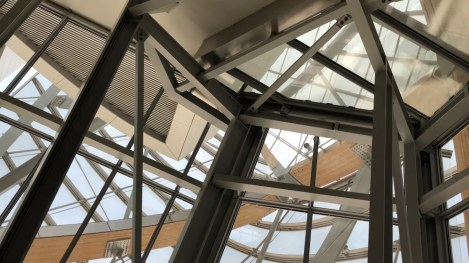 Louis Vuitton Foundation, Paris. Architect: Frank Gehry