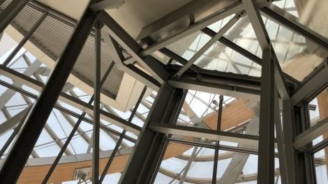 Louis Vuitton Foundation, Paris. Architect: Frank Gehry
