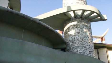 Pavilion of Japanese Art, Los Angeles. Architect: Bruce Goff