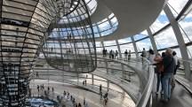 Reichstag, Berlin. Architect: Norman Foster