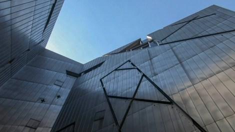 Jewish Museum, Berlin. Architect: Daniel Libeskind