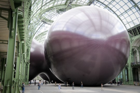 """Leviathan,"" Grand Palais, Paris"