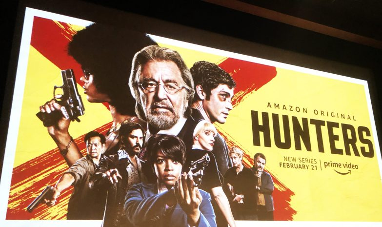 Screening of Hunters at USC Cinematic Arts