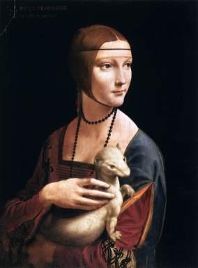 Cecilia Gallerani, 1493