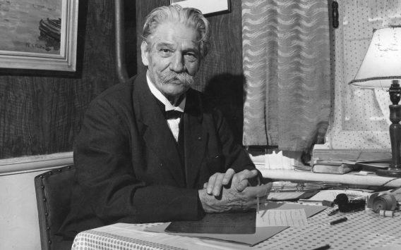 Dr. Albert Schweitzer, 1875-1955