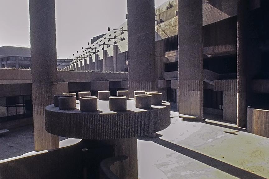 Boston City Hall, 1968. Architect: Kallmann, McKinnell & Knoweles. Photo: R&R Meghiddo