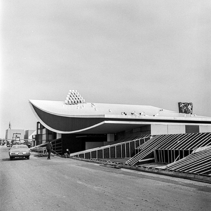 Italian Pavilion. Photo: R&R Meghiddo.