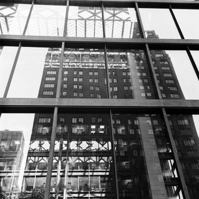 Ford Foundation, 1968. Architect: Kevin Roche and John Dinkeloo. Photo: R&R Meghiddo.