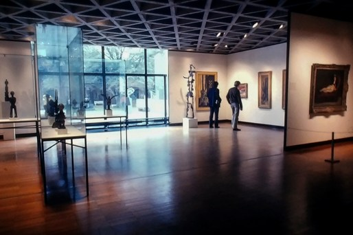 Yale University Art Gallery, New Canaan, 1953. Architect: Louis Kahn. Photo: R&&R Meghiddo.