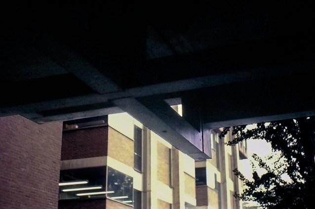 Richards Research Laboratories, ,University of Pennsylvania, 1965. Architect: Louis Kahn. Photo: R&R Meghiddo.