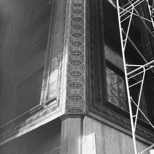 Chicago Stock Exchange Building, 1894. Architect: Adler and Sullivan. Photo: R&R Meghiddo.
