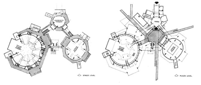 Mummers Theater Plan