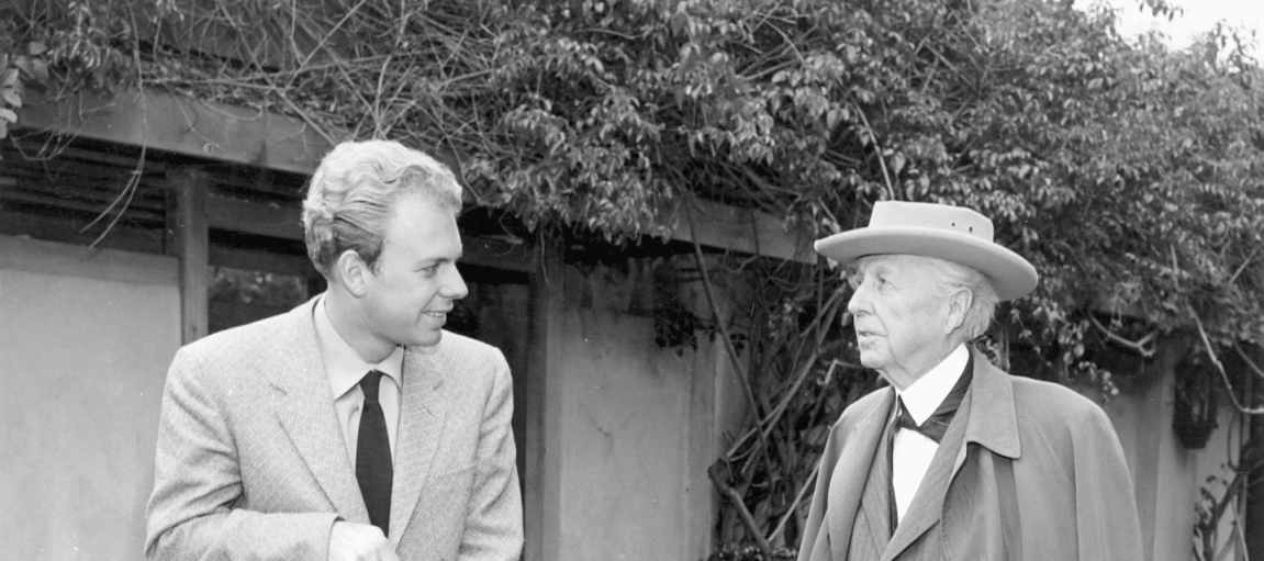 Lloyd Wright and Frank Lloyd Wright