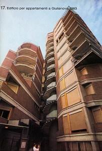 Apartment building in Rome
