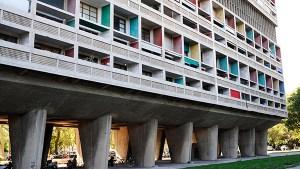 Le Corbusier's Pilotis