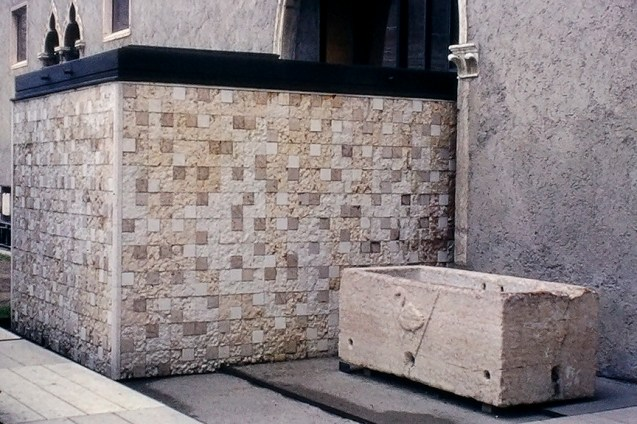 Verona - Castelvecchio Museum - © R&R Meghiddo, 1996. All Rights Reserved.